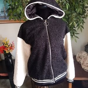 Forever 21 size small/medium woolly coat